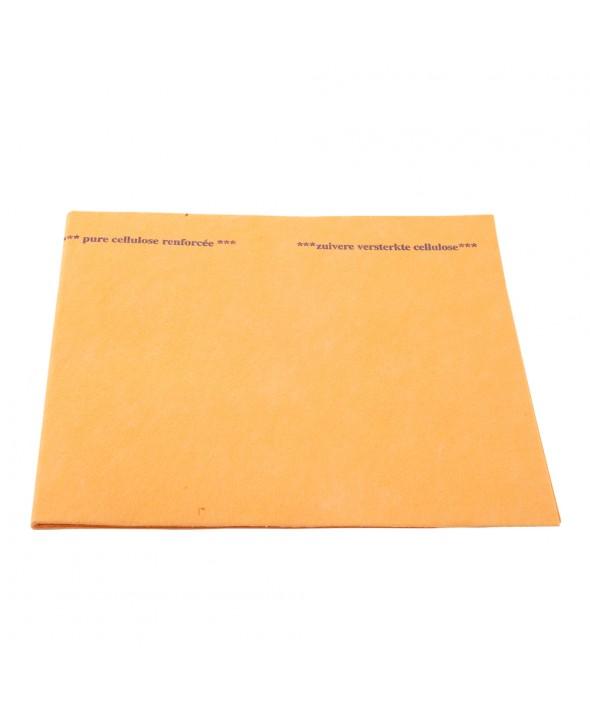 Dweil Oranje - 60 x 70 cm - 100 % zuiver cellulose