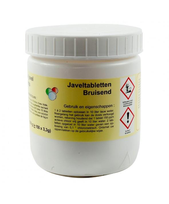 Javeltabletten - 500 g / pot