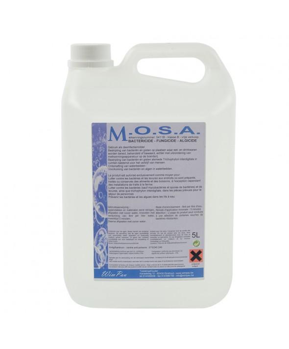Ontsmettende reiniger - M.O.S.A - B5411 - 5l