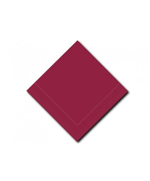 Servetten gekleurd - 2 laags - 40 x 40 cm - 2000 stuks