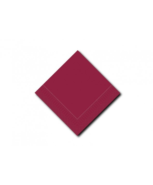 Servetten gekleurd - 2 laags - 33 x 33 cm - 2000 stuks
