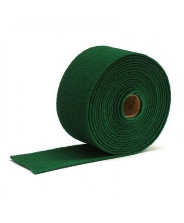 Schuurlap op rol - 10 x 17 cm - Groen