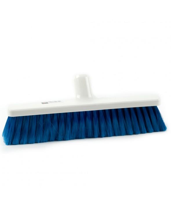 Hygenic zaalveger - 30 cm - Blauw
