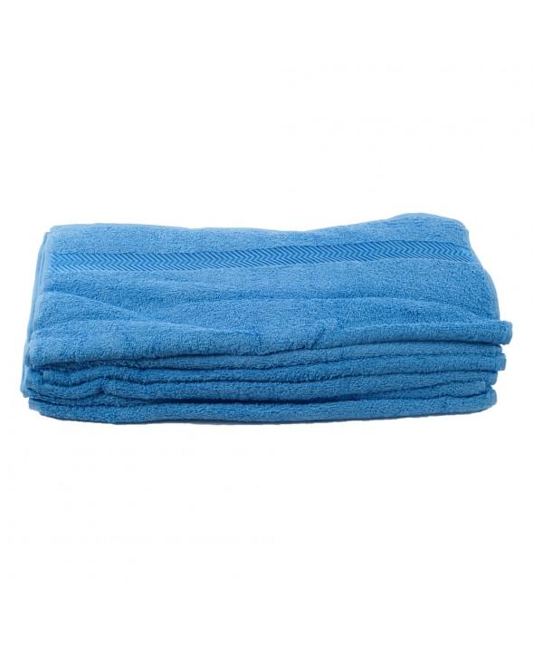 Badhanddoek Koningsblauw