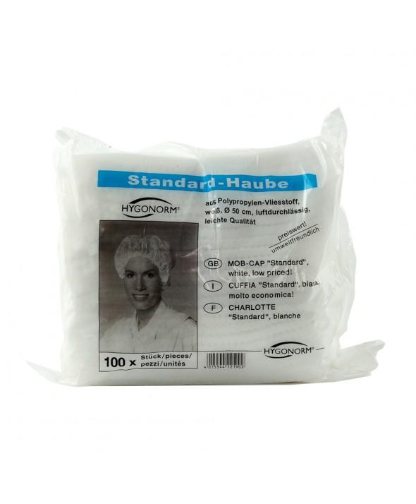 Haarnetje  wit - 100 stuks