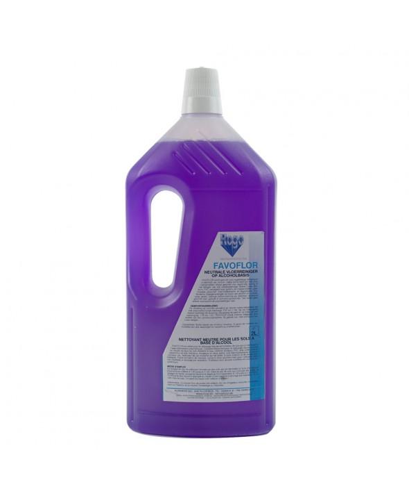 Favoflor - Neutrale vloerreiniger - 2 l