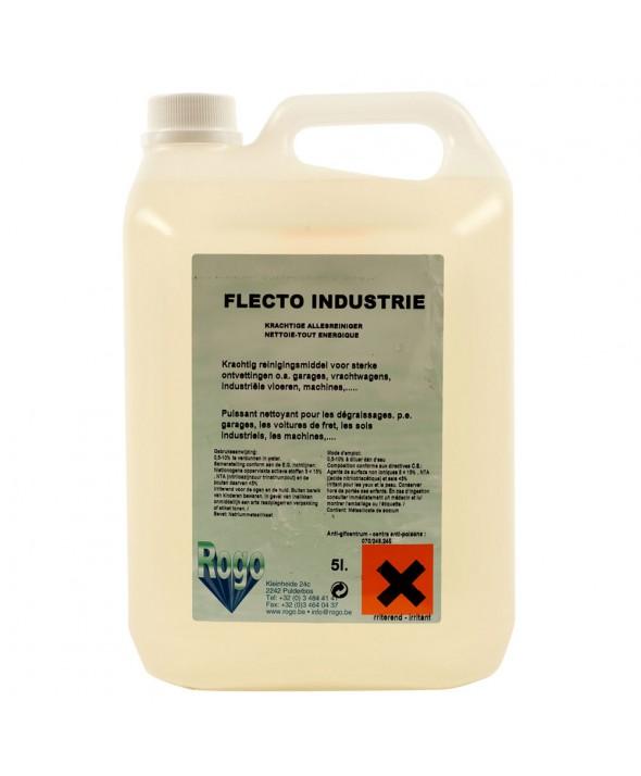 Flecot Industrie - Lijm & stickerverwijderaar - 5 l
