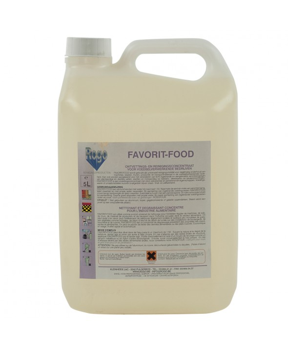 Favorit -Food - 5 l