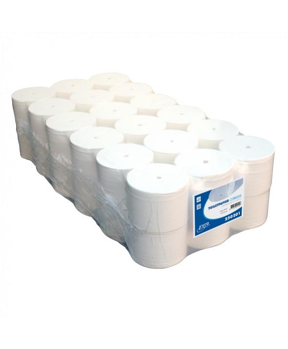 Toiletpapier hulsloos