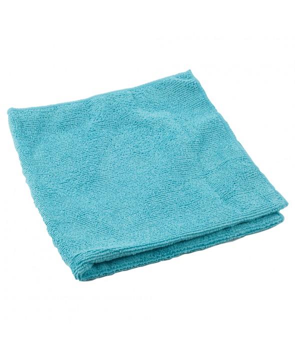 Microvezeldoekje - Blauw - 40 x 40 cm - 5 stuks - 280 g/m²