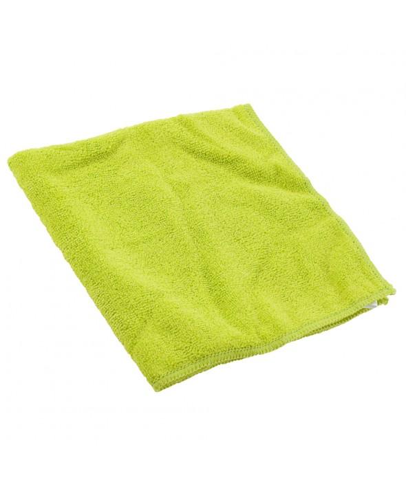 Microvezeldoekje - Groen - 40 x 40 cm - 5 stuks - 280 g/m²