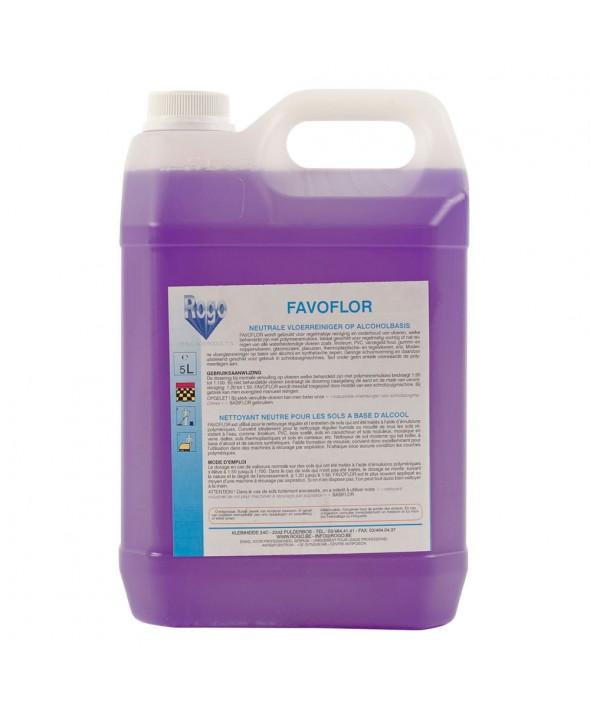 Favoflor - Neutrale vloerreiniger - 5 l