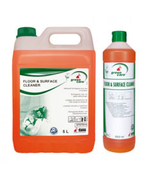 Green Care Floor & Surface Cleaner - allesreiniger - 5 l