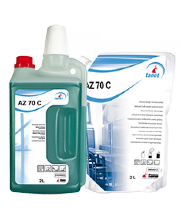 AZ 70 C - onderhoudsreiniger - navulzakje - 2 L
