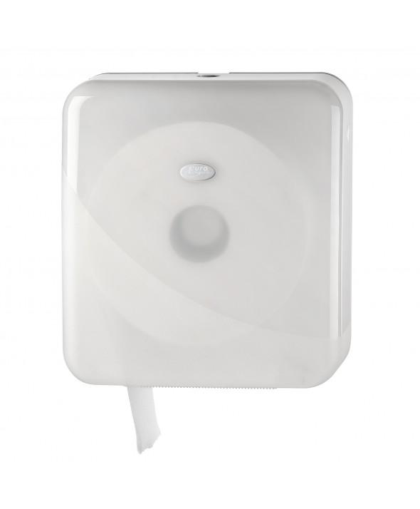 Maxi Jumbo toiletroldispenser - Pearl White