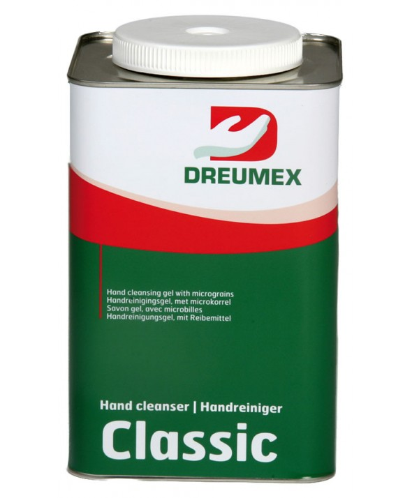 Dreumex Classic met Microkorrels - 4,5 kg