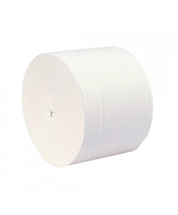 Toiletpapier hulsloos - zuiver tissue - 2 laags - 900 vel - WIT - 36 rollen