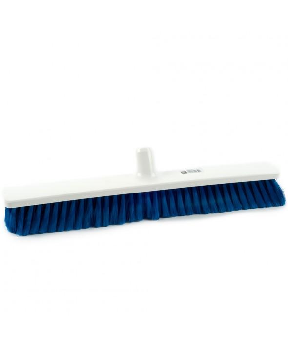 Hygenic zaalveger - 50 cm - Blauw