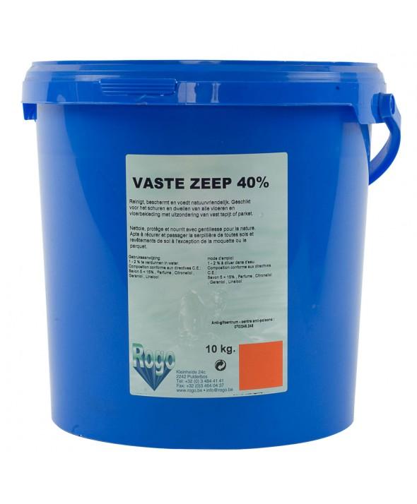 Vaste Bruine zeep - 10 kg